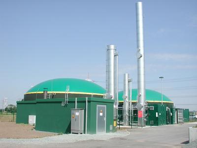 Biomethan gilt als flexibler Energieträger und kann für die Verstromung, Wärmenutzung und als Kraftfahrzeugtreibstoff eingesetzt werden / Bild: VDI Wissensforum / Fraunhofer IWES