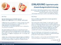 Anmeldung ITGAIN Expertenrunde Anwendungsmodernisierung 2013