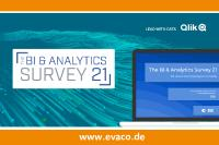 Qlik® erhält Bestnoten in der aktuellen BARC BI- und Analytics Survey