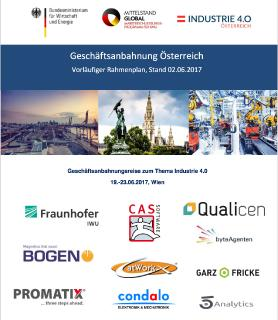 Industrie 4.0 Konferenz in Wien