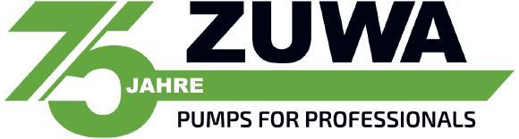 75 Jahre ZUWA-Zumpe GmbH Logo