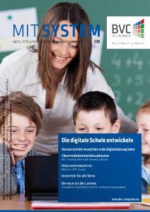 Titelbild der aktuellen Ausgabe von Mit.System I.19