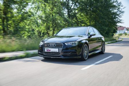 Audi S3 Serienfahrwerk wird zum Gewindefahrwerk