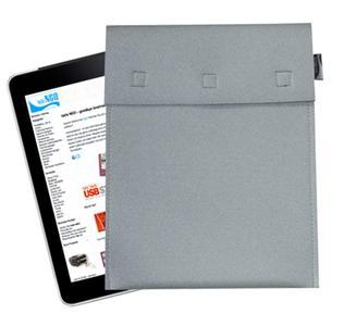 Die schicken iPad Sleeves aus Neopren von hello NEO schützen das iPad zuverlässig vor Kratzern und anderen Gefahren.