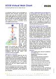 [PDF] Datenblatt ECOS Virtual Web Client (www.ecos.de)