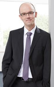 Dr. Florian Irmert, Entwicklungsleiter der SCHEMA Gruppe