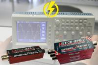 disynet: IEPE-Sensoren mit Spannung statt Strom versorgen: der µStick - jetzt auch in der IEPE-V+ Variante!