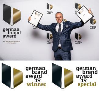 MedTec Medizintechnik GmbH gewinnt den German Brand Award