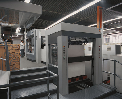 Heidelberg Integrates Die-Cutters and Gluers into JDF Workflow