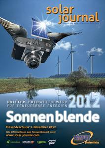 Sonnenblende 2012 - der Fotowettbewerb von Emmvee