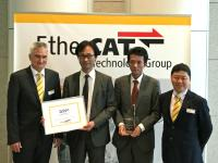 EtherCAT Technology Group: Mitglied Nr. 500 in Japan
