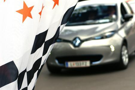 eTourEurope - Renault ZOE - eRallye