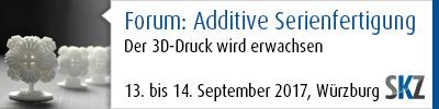 Forum: Additive Serienfertigung