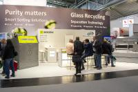 At the IFAT 2018 Sesotec and KRS Recycling Systems presented sorting systems for plastics and glass recycling.