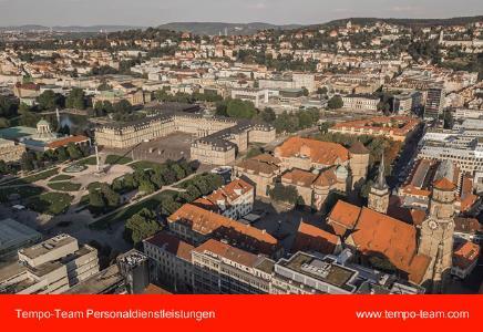 Tempo-Team Personaldienstleistungen in Stuttgart