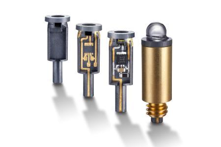 UNC Compatible MID LED for Laryngoscopes and Otoscopes