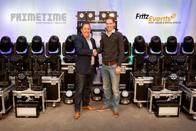 Elation Gear Purchase Helps Primetime in The Netherlands Rise from the Ashes