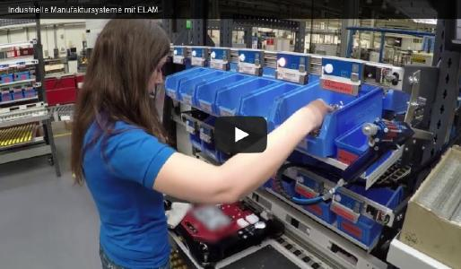 Referenzfilm: Industrielle Manufaktursysteme