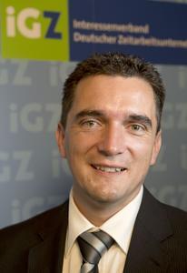 Einstimmig wurde Armin Zeller während der iGZ-Mitgliederversammlung im Amt des Landesbeauftragten Baden-Württemberg bestätigt