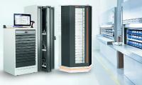 Durch die Anbindung von Kardex Remstar Systemen an GARANT Tool24 Werkzeugausgabeautomaten entsteht eine durchgängige, automatisierte Lösung – von der Bestellung über die Disposition und die Artikel-Ausgabe bis hin zum Puffer- und Hauptlager sowie zur Nachbestellung