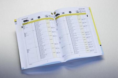 Übersichtliche, kompakte Katalogstruktur: Der neue LuK Katalog für Nutzfahrzeuge