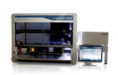 HAMILTON and Gen-Probe launch new workstation for automated HLA testing