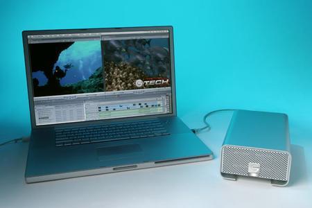 G RAID+MAC Notebook Open