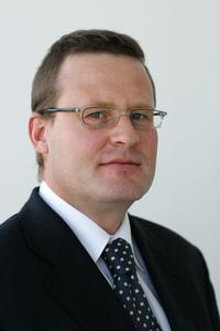 Helmut Heptner, Geschäftsführer der Acronis Germany GmbH