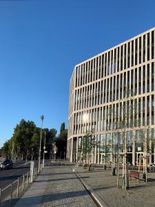 Standort der neuen Berliner Method Park Niederlassung im Regus Center am Kanzleramt