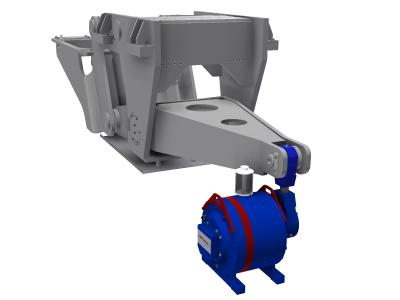 Der CONDRIVE ist so konzipiert, dass er einfach in bestehenden Knüppel-, Vorblock- oder Beam-Blank-Strangießanlagen nachgerüstet werden kann