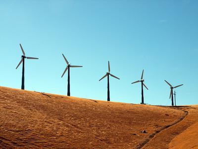 Immer mehr Windanlagen müssen vom Netz (Foto: Petr Kovar/sxc.hu)