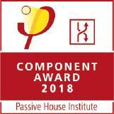 22. Internationale Passivhaustagung 2018: bluMartin gewinnt Component Award für kostengünstige Lüftungslösung im Wohnungsbau