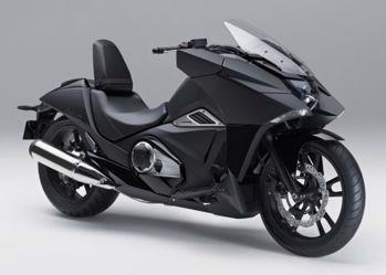 Neu für 2014: Honda NM4 Vultus