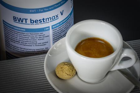 BWT bestmax ist die Allround-Filtrationslösung für aromatische Kaffeespezialitäten und leckere Backwaren.