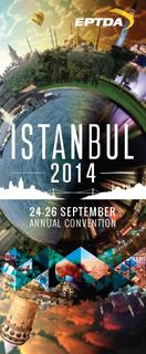 Heading for Istanbul in 2014: Win Automation Fair and EPTDA Annual Convention