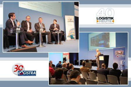 LO und LH Forum 2017 auf der transport logistic