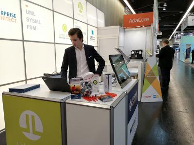 LieberLieber Software: embedded world 2020