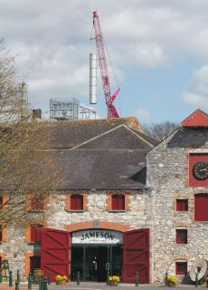 Landmark 40% CO2 reduction from Midleton's €100 million Distillery expansion