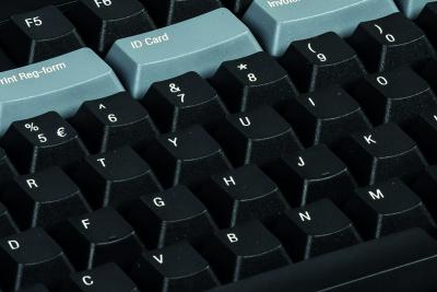 How can I effectively clean and disinfect my keyboard in times of COVID-19?