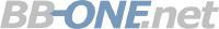 Logo der BB-ONE.net ohne Claim - Internetpartner der Wirtschaft und öffentlichen Hand