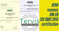 ISO9001 OFRU