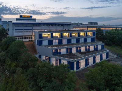 GEZE Entwicklungszentrum 2017 (Bild: GEZE GmbH)