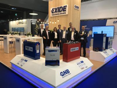 Exide To Showcase New GNB Lithium Technology At Logistica