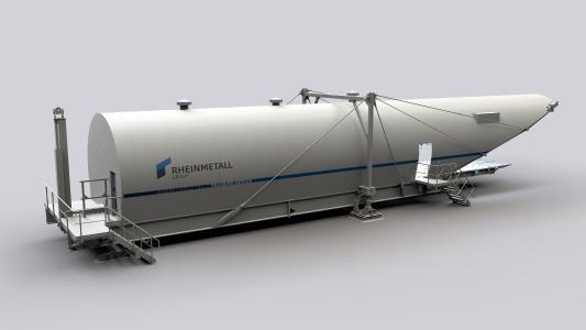 Cargo Hold Training Device