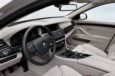 The new BMW 5 Series Touring 07