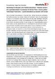 [PDF] Pressemitteilung: Nachhaltiges Großprojekt unter Familienunternehmen