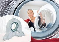 ContiTech: New Plastic Mount Increases Safety and Service Life of Domestic Appliances