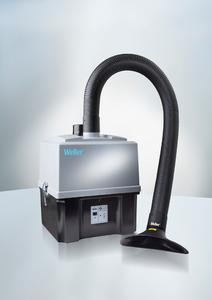 Weller Zero Smog EL - the cost effective solution for fume extraction direct on the workbench