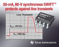 50-mA, 60-V SWIFT™ synchronous step-down converter