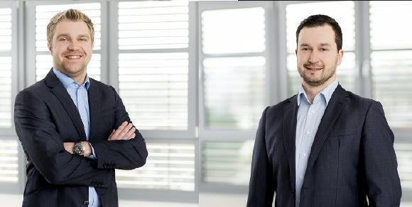 Dietrich Wormsbecher (li.) und Thomas Pawluc: Der Senior Consultant und der Consultant für Server & Storage in der Tarox AG empfehlen eine genaue Abwägung beim Einführen des neuen Systems. (Bildquelle Tarox)